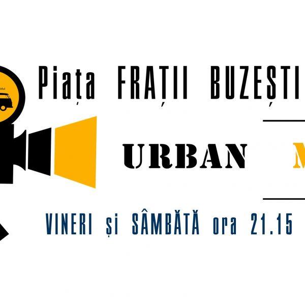 """""""Urban Movie"""" în Piața Frații Buzești, la Craiova"""