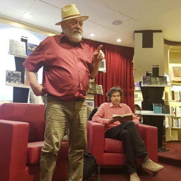 Ion Mureșan: Poezia te poate ajuta să-ți trăiești propria-ți viață