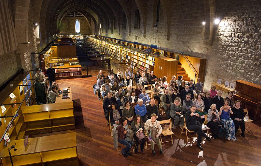 ©Biblioteca de Catalunya – Oriol Miralles