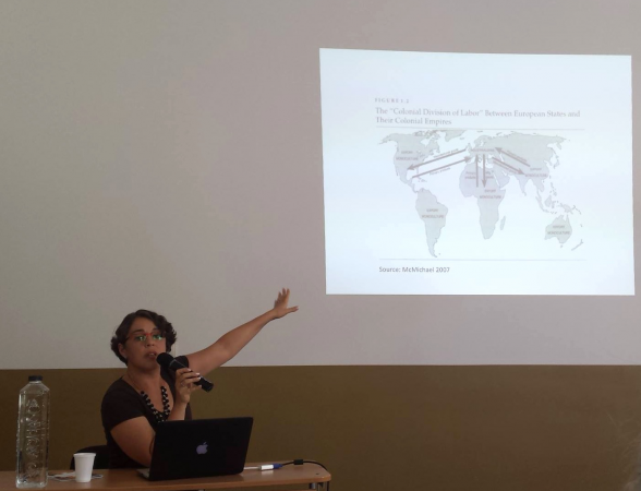 Manuela Boatcă: Telciu Summer School reunites critical perspectives from academia, theater and cinema, and the art world more generally in one place under one topic, once a year.