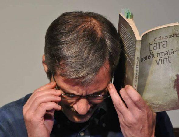 Michael Astner: Despre grupul literar Club 8 din Iași, despre poezie și traduceri