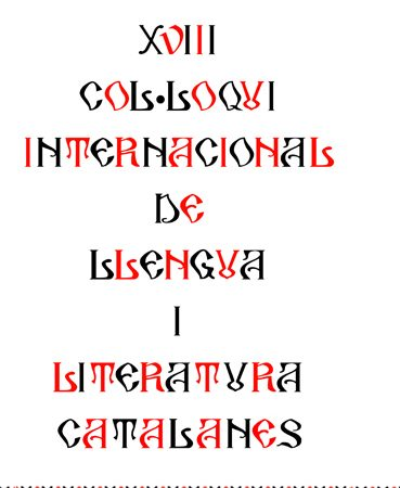 Colocviul Internaţional de Limbă şi Literatură Catalană
