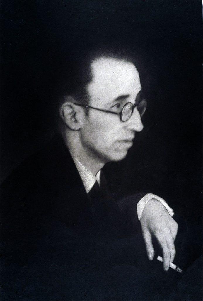 Màrius Torres al convit de casament del doctor Josep Saló (1941) / Màrius Torres la nunta doctorului Josep Saló (1941)
