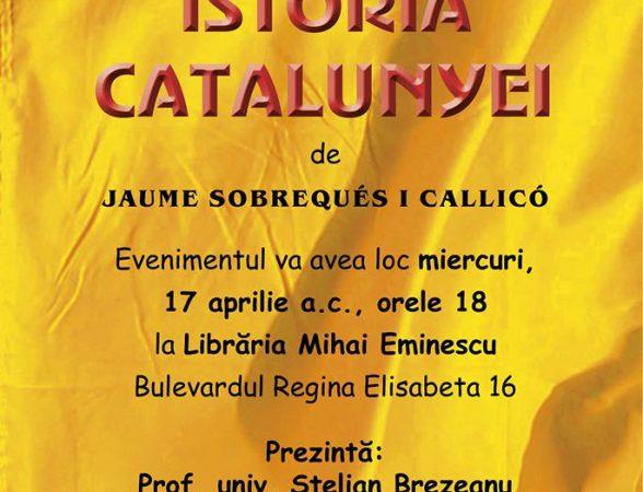 Zilele catalane la București de Sant Jordi