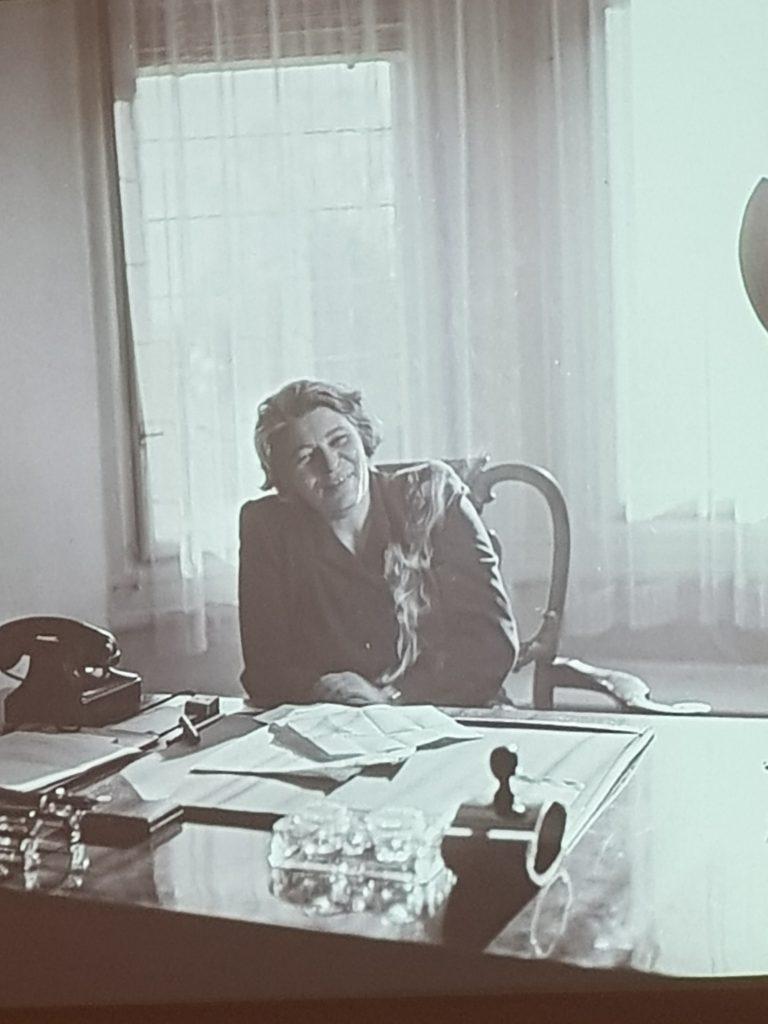 Ana Pauker (din Arhiva Mihai Oroveanu) Foto: Maria Cernat