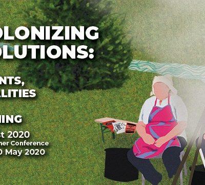 A IX-a Conferință de vară de la Telciu: Decolonizarea revoluțiilor: mișcări sociale, spiritualități și commoning (devălmășire/comunalizare) / 9th Telciu Summer Conference: Decolonizing Revolutions: Social Movements, Spiritualities and Commoning