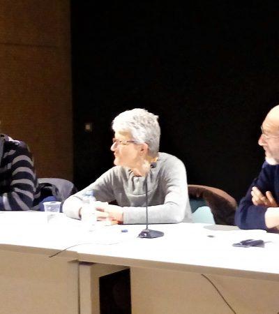 Lansarea volumuluiApocalipsa după Marta,antologie bilingvă, româno-catalană, din creația poetică a Martei Petreu